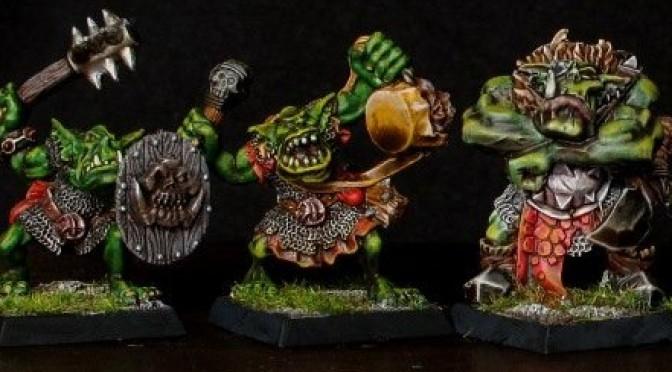 New Orc City Orcs
