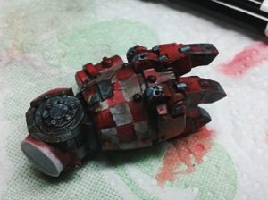 Contemptor dreadnought's arm (WIP)