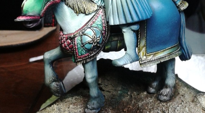 NMM for a historical model