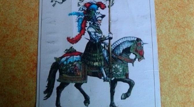 Emperor Maximilian's Knight