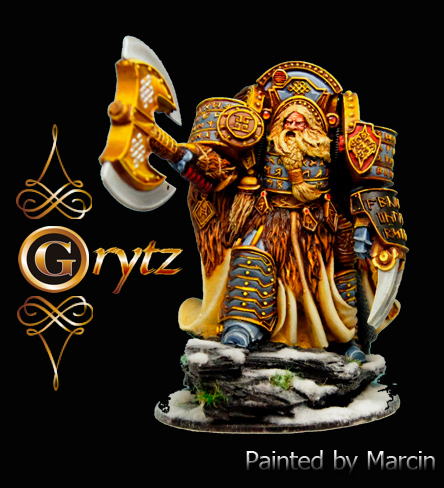 Golden Viking from Grytz