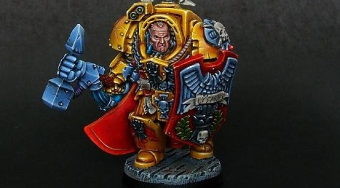 JerzyK's Corner – Time for some WH40K miniatures!