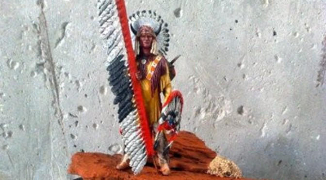 Arapaho Indian, Pegaso Models