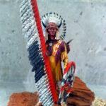 Arapaho Indian, Pegaso Models