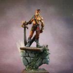 Cadwallon Gladiator, Rackham Confrontation