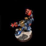 Captain Cortez, Games Workshop Warhammer 40000