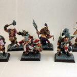 Cadwallon Mercenary Ogres, Rackham Confrontation