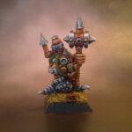 Thermo Priest, Rackham Confrontation