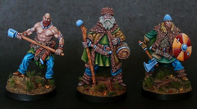 Norse adventurers