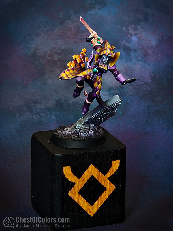 Harlequin Solitaire