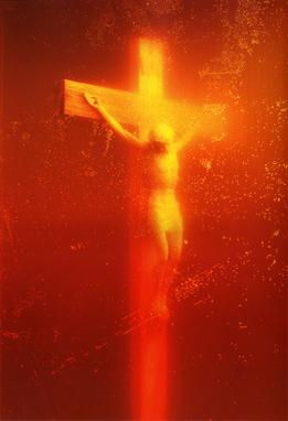 Piss Christ, by Andres Serrano [source]