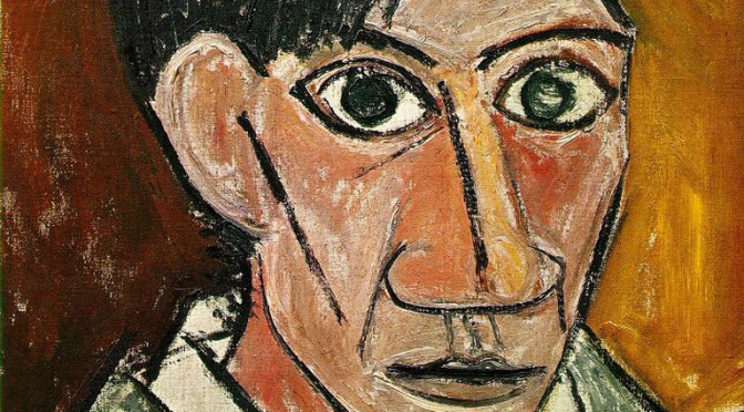 Picasso says