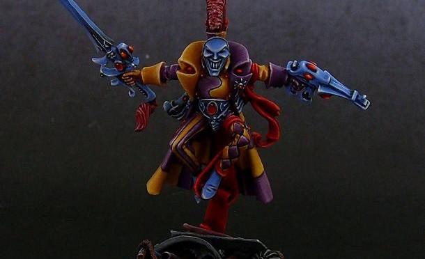 Harlequin Troupe Master