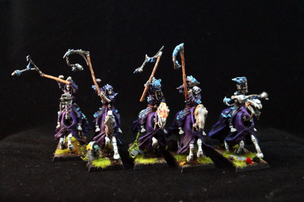 Games Workshop Vampire Counts Hexwraiths