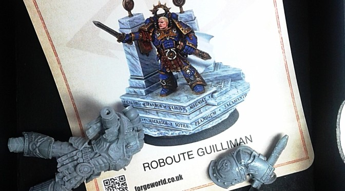 Roboute Guilliman – let's start!