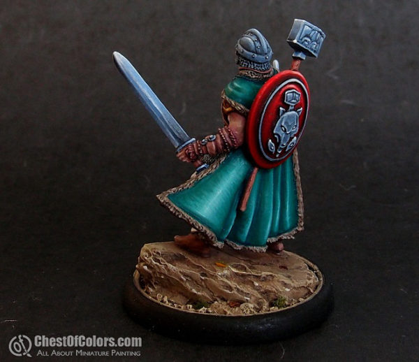 Swordsman Timoth
