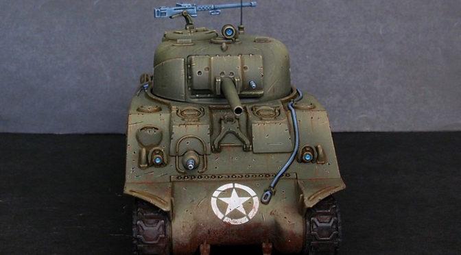 M4 Sherman  1/56