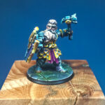 Dwarf Hero from Hero Forge