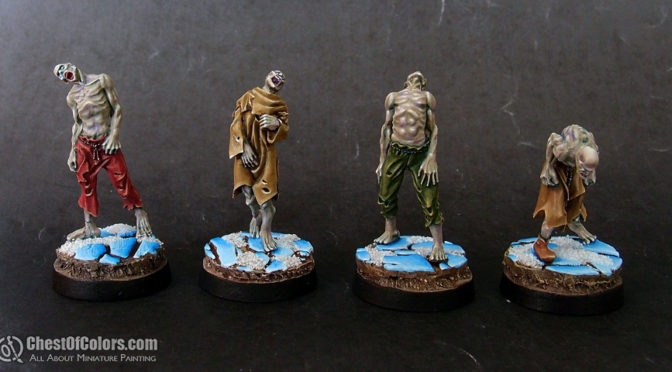Zombies – wave 1