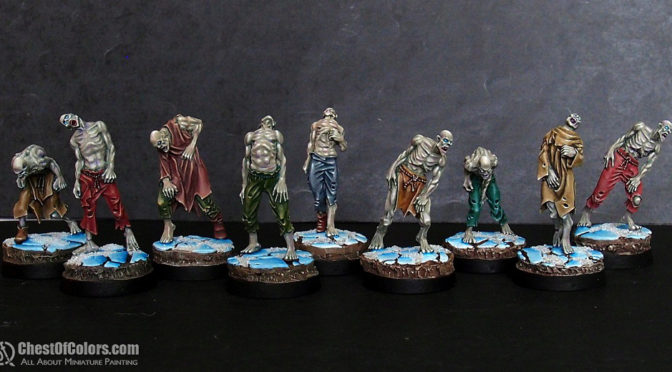Zombies – wave 2