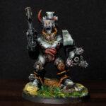 Nameless Guard - Hellbrute Dust