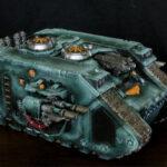 Nameless Guard - Land Raider