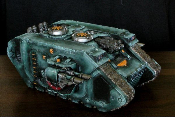 Nameless Guard - Land Raider