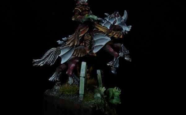 Lord Vandrian the Night Rider