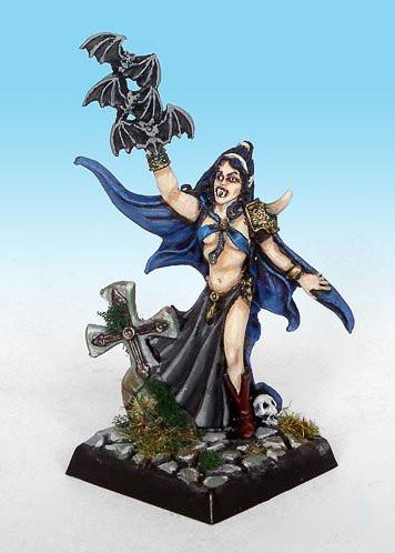 Vampiress Naomi