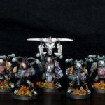 Nameless Guard - Squad Bones