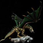 Ebonwrath the Golden Dragon