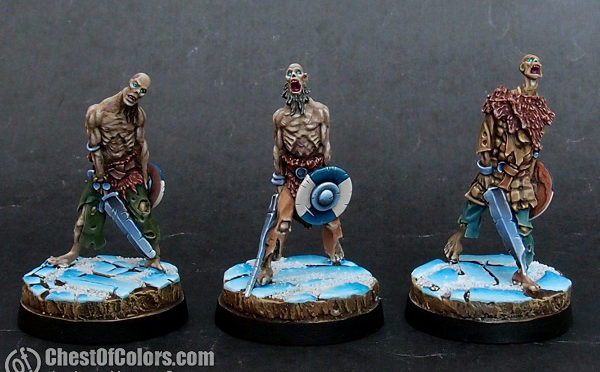 Zombies – wave 3