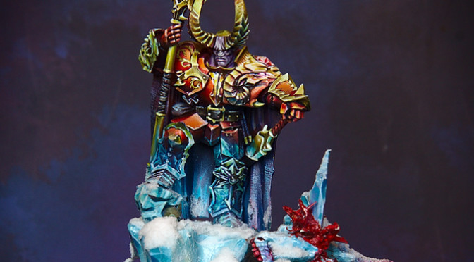 Chaos Lord of Fire And Ice