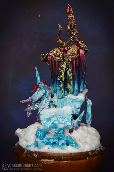 Chaos Sorcerer of Fire and Ice