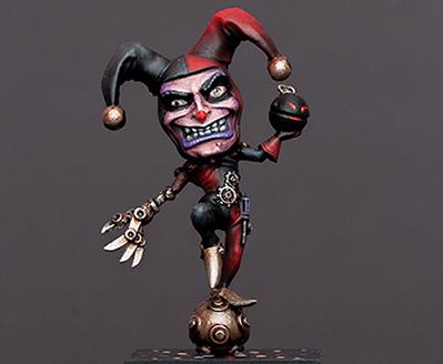 Bomb Jack (Clowning #1)