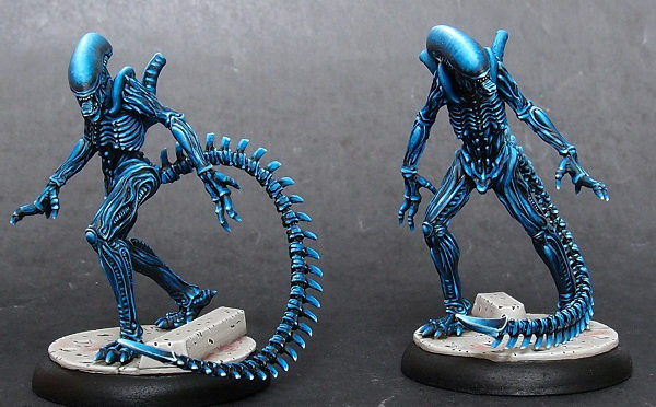 Aliens anyone?