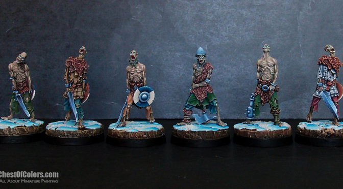 Zombies – wave 4