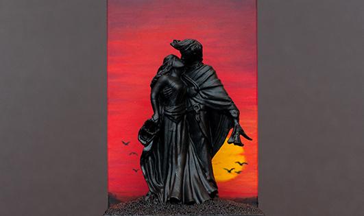 Lovers silhouette (Nightwish #3)