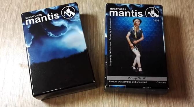 Got my Mantis Miniatures stuff!