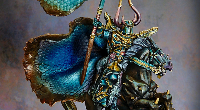 Archaon of Tzeentch?