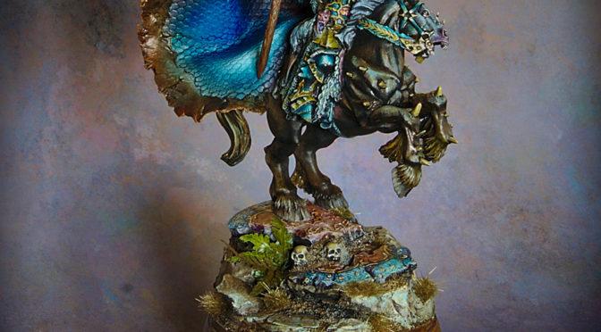 Archaon of Tzeentch