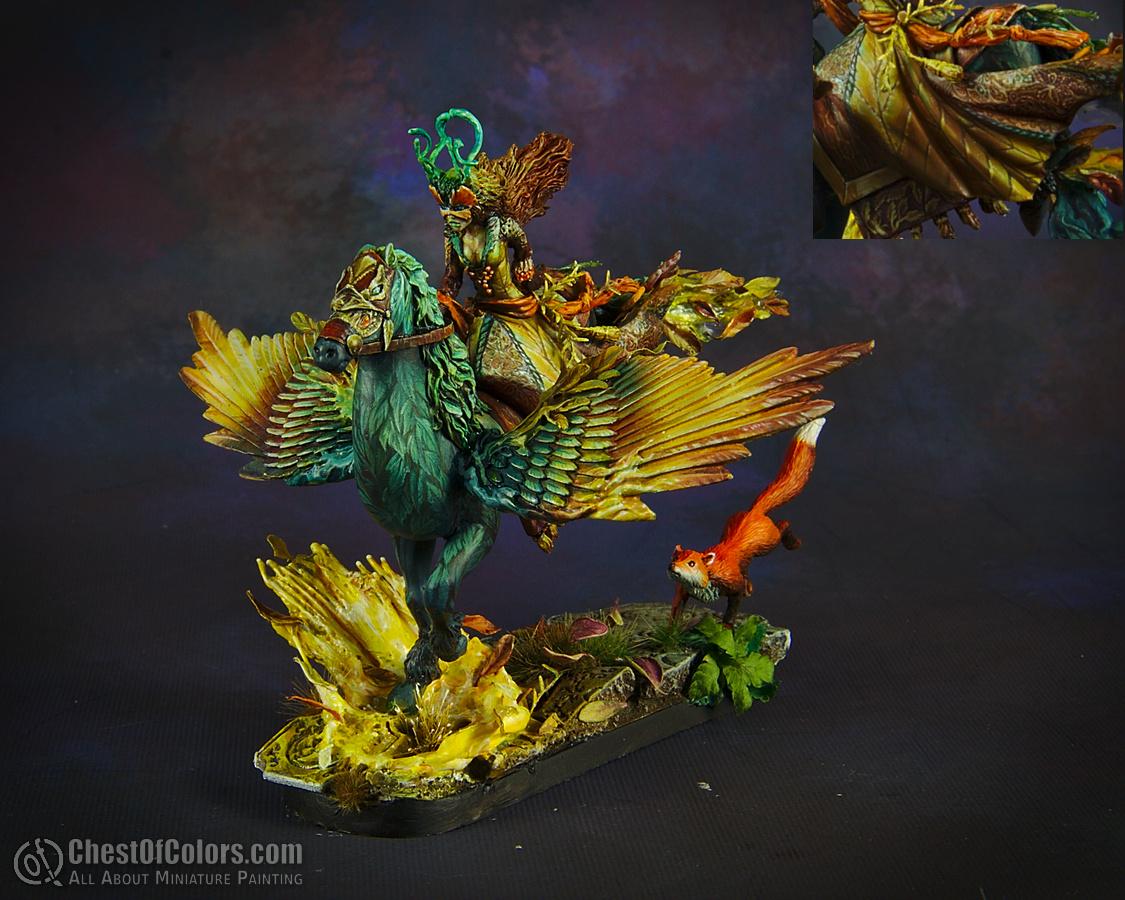 The Autumn Miniature (Tam-Lin)