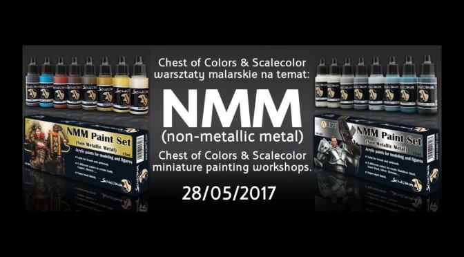 Darmowe warsztaty z techniki NMM w najbliższy weekend! / Free NMM workshops this weekend!