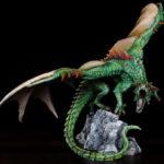 Narthrax the Green Dragon