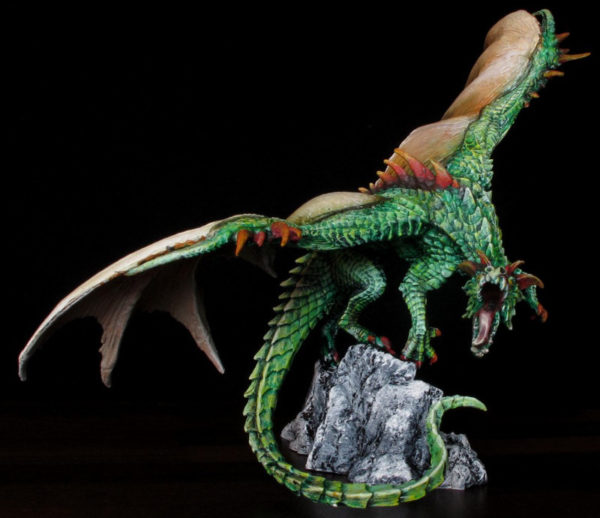 Narthrax the Green Dragon