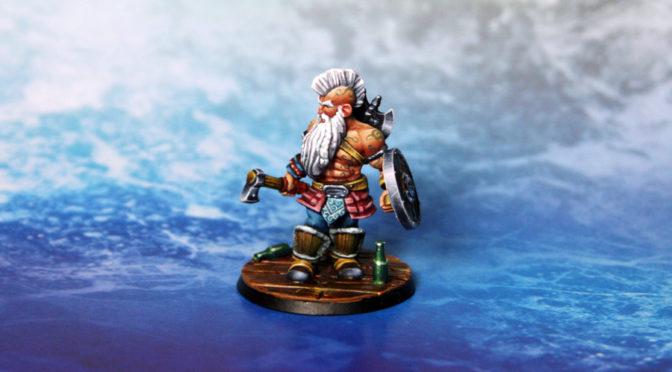 HeroForge dwarf