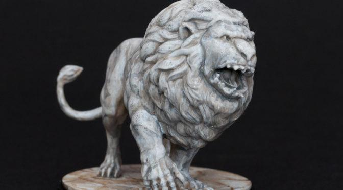 Kingdom Death Lion