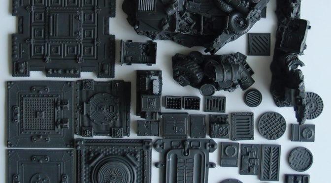 Bantam Alley Wargames Resin Bits & Terrain – review