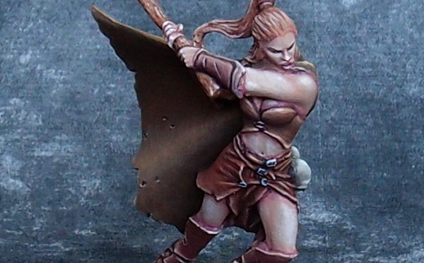 Barbarian in browns