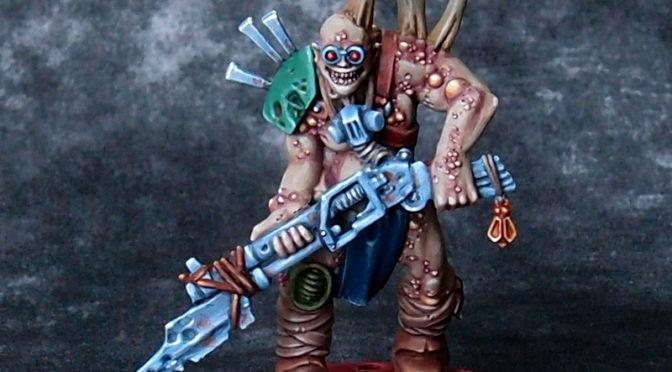 Death Guard Poxwalker